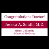 Congratulations Doctor Jessica Smith