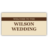 Welcome to the Wilson Wedding