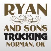 Ryan 317 Truck Lettering