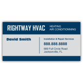 Rightway HVAC Service Magnetic Sign - Magnetic Sign