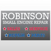 Repair 286 Window Lettering