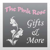 Pink 295 Window Lettering