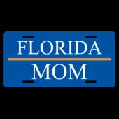 Florida Mom License Plate