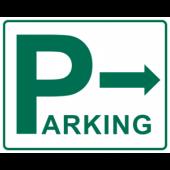 Parking - Arrow Right
