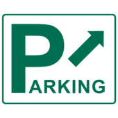 Parking - Arrow Up/Right