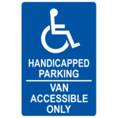 Van Accessible Only