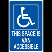 This Space Is Van Access