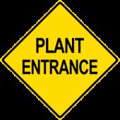Plant Entrance
