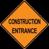 Construction Entrance