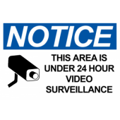 Surveillance Camera - Blue