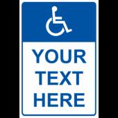 Handicap Custom Alt