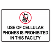 Cell Phones Prohibited Alt