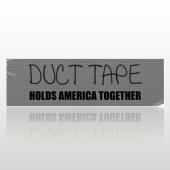 America Tape  02 Bumper Sticker
