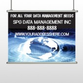 World Wide Web 437 Hanging Banner