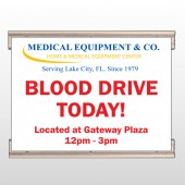 Blood Drive 330 Track Banner