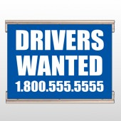 Drivers Wanted 314 Track Banner