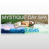 Mystique Spa 492 Custom Banner
