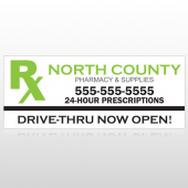RX North County 105 Banner