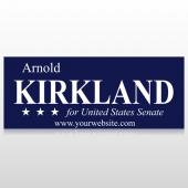 Senate 134 Banner