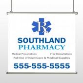 Pharmacy 103 Hanging Banner
