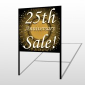 Sale 55 H-Frame Sign
