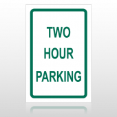 Parking 10006 Parking Lot Sign