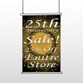 Sale 55 Hanging Banner