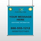 Insurance 158 Hanging Banner