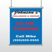 Repair 124 Hanging Banner