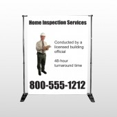 Inspection 244 Pocket Banner Stand