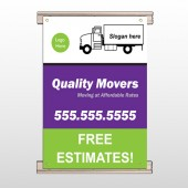 Moving Truck 293 Track Banner