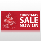 Christmas Sale Now On Banner