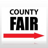 County Fair Sign Panel