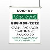 Builder 40 Hanging Banner