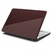 Football Texture Laptop Skin