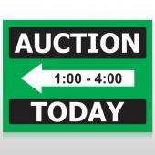 Auction 60 Custom Sign