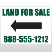 Land 23 Custom Sign