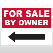 Sale By Owner 33 Custom Sign
