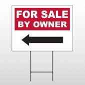 Sale By Owner 33 Wire Frame Sign