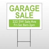 Garage Sale 92 Wire Frame Sign