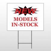 New Models 146 Wire Frame Sign