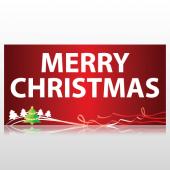 Merry Christmas Banner