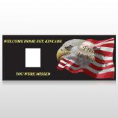 Eagle Flag 307 Banner