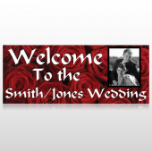 Rose Couple 04 Custom Banner