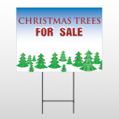 Christmas 18 Wire Frame Sign