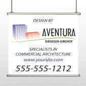 Architect 25  Hanging Banner