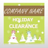Holiday Clearance 13 Custom Decal