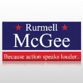Election Political Banner