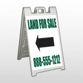 Land 23 A Frame Sign