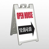 Open House 17 A Frame Sign